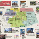 Regent Park Revitalization Map